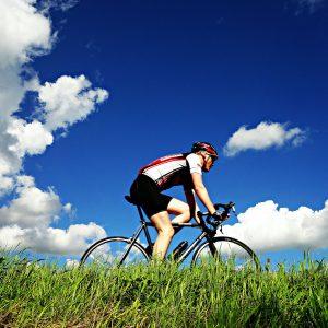 vélo + yoga