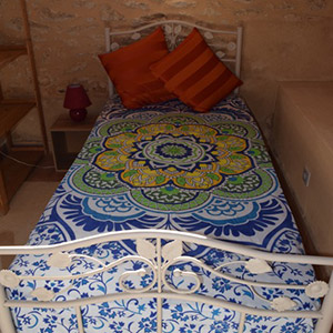 accommodation single room