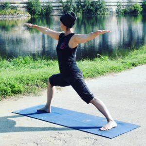 teacher wild walks & yoga (autumn)